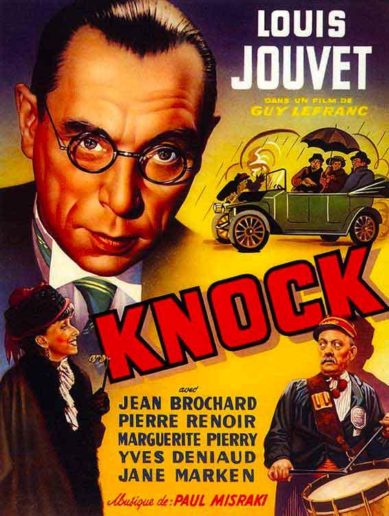 affiche du film knock