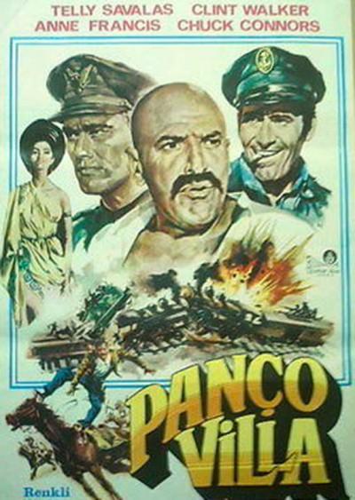 affiche du film pancho villa
