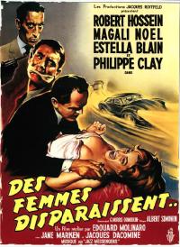 affiche du film des femmes disparaissent