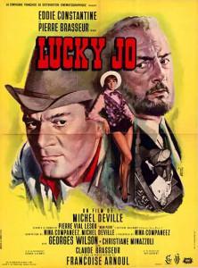 Affiche du film Lucky-jo