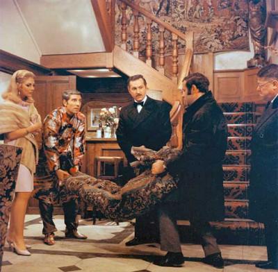 photo du film ces messieurs de la famille