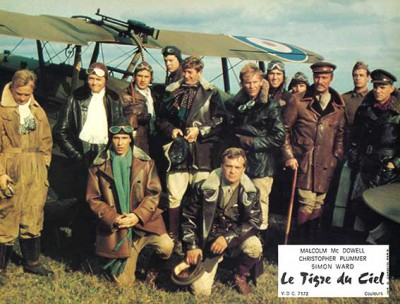 photo du film le tigre du ciel