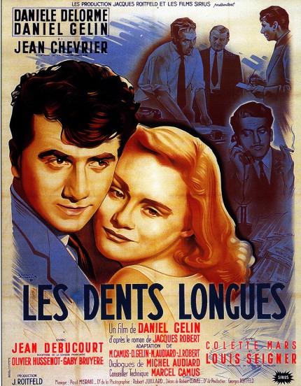 affiche du film les dents longues
