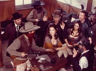 photo du film les 4 mercenaires d'El Paso