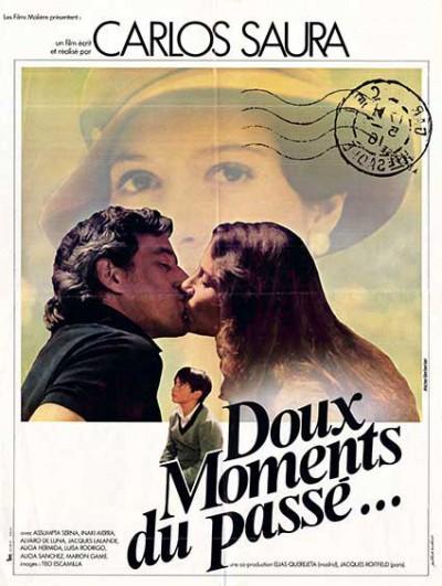 affiche du film doux moments du passé